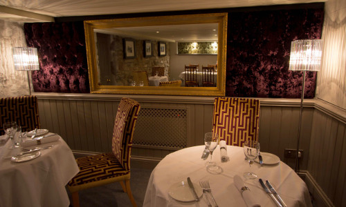 Dining Room at Vennells